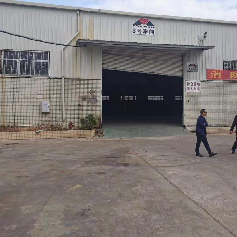 江北惠民大道边上工业园出租独栋钢钩3000平方