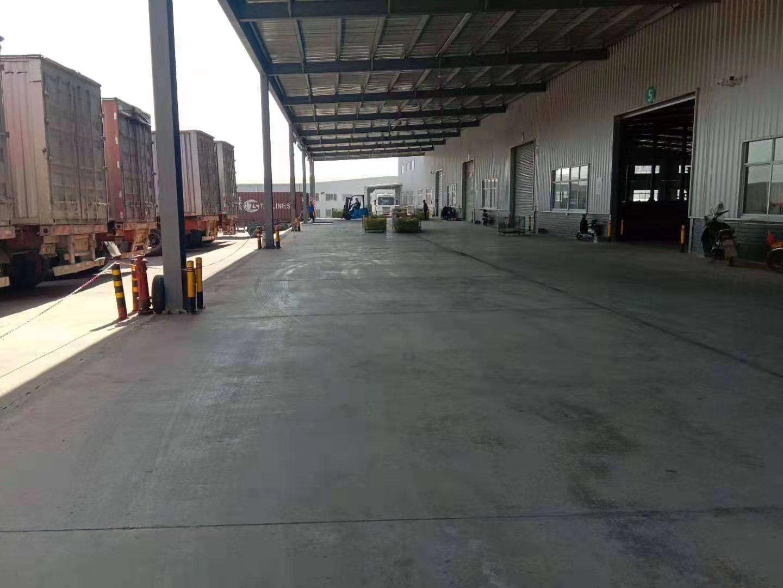 仓库空地超大有现成的卸货平台层高10电按需