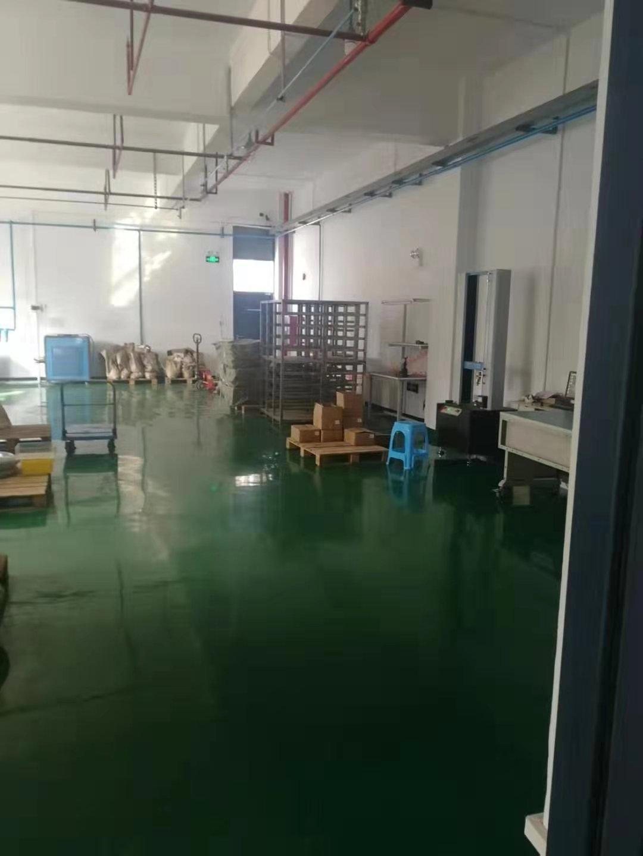 惠环镇西坑工业区豪华装修楼上厂房500平方出租