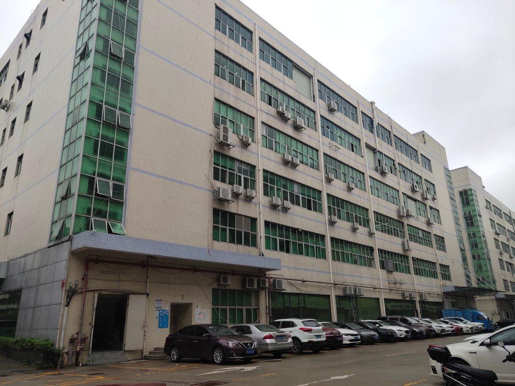 西乡簕竹角大型工业城3楼1500平厂房出租