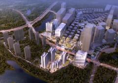 东莞道窖湾区核心枢纽全新写字楼出售3000平方
