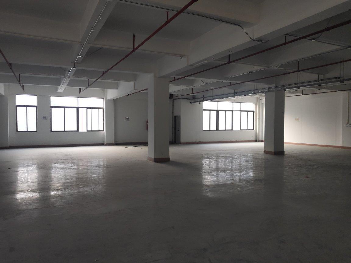 原房东独栋厂房,地面到梁5米,每层1000平,可办环评
