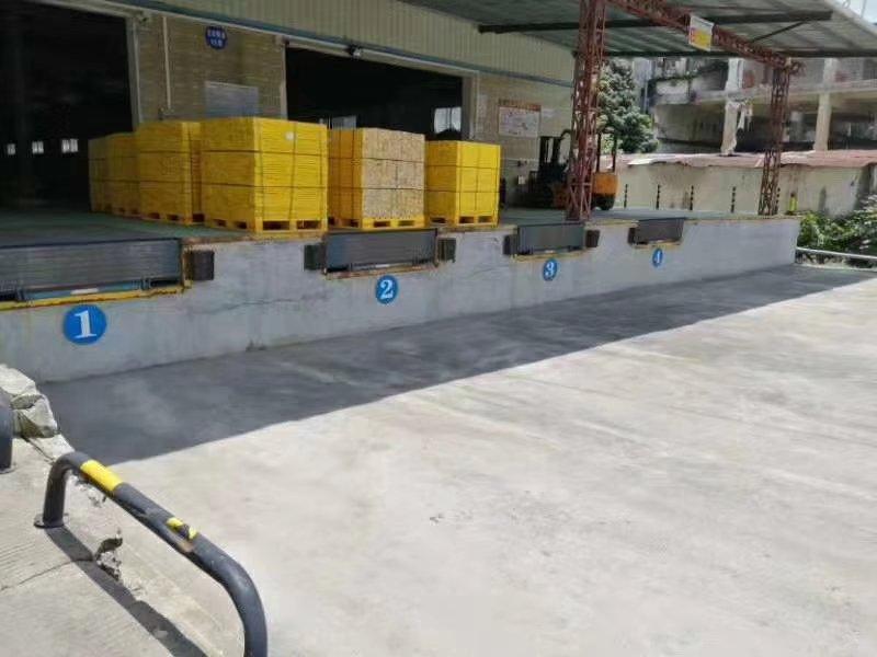 白花平仓8000平,带卸货平台适合电商仓储物流配送