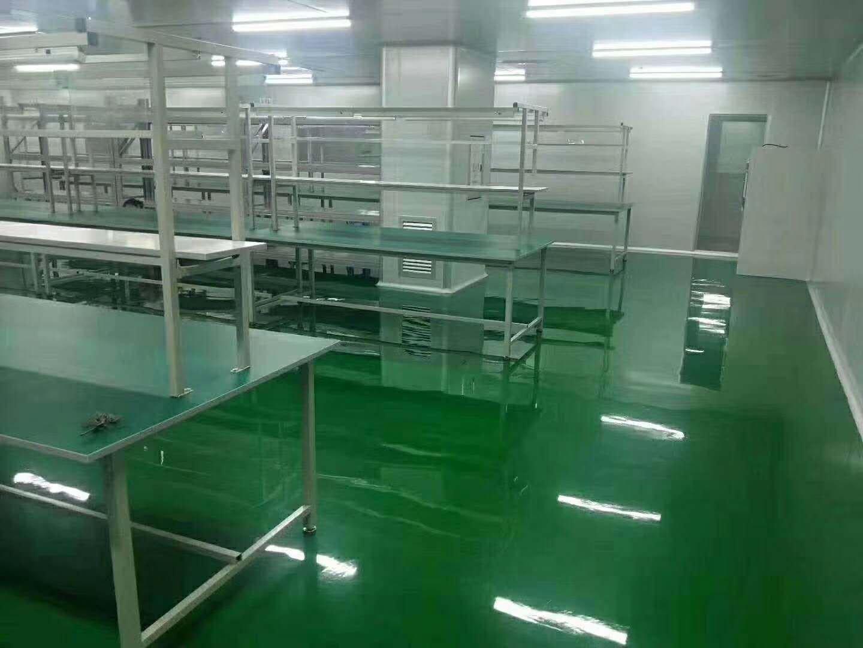 惠城区水口镇大型工业园区分租无尘车间4800平方