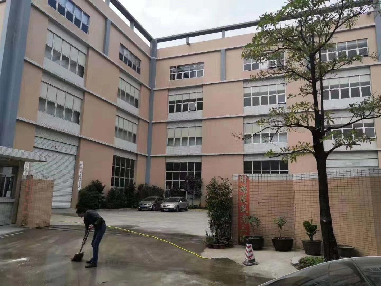 广州市黄埔区萝岗均2600建筑国有双证独门独院靓厂房出售