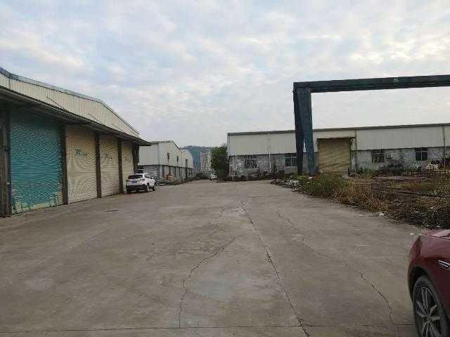惠城区龙门新空出标准钢构厂房3500平方招租