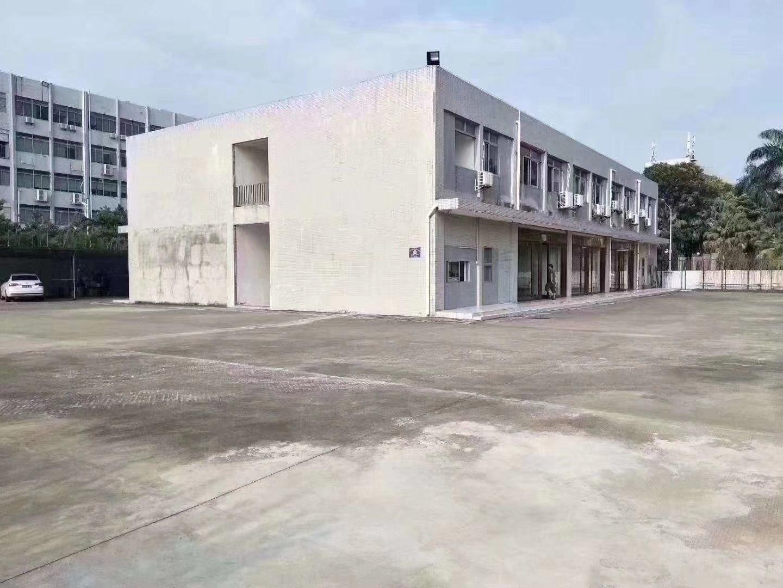 大朗镇新出经典标准小独院厂房2100平方出租