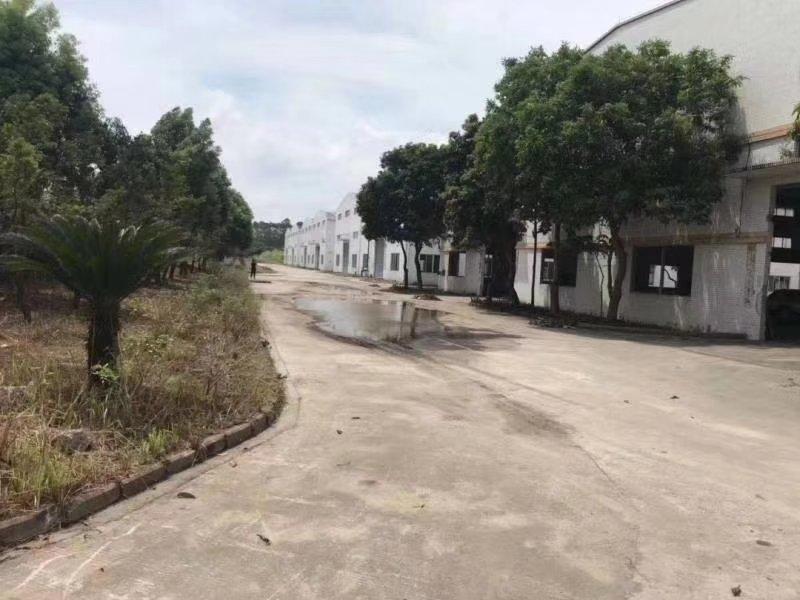 博罗褔田镇占地6666平方建筑2900平方村委厂房转让