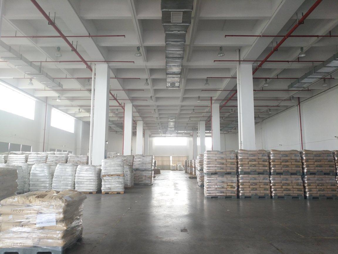 标准高台仓库出租,甲级消防,面积7588平米