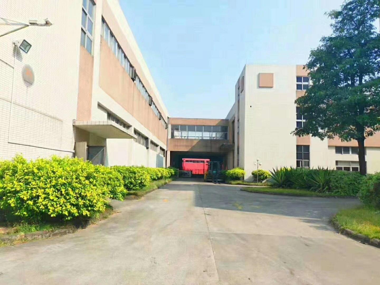 惠州市博罗县现有51915.6平方米标准厂房出租