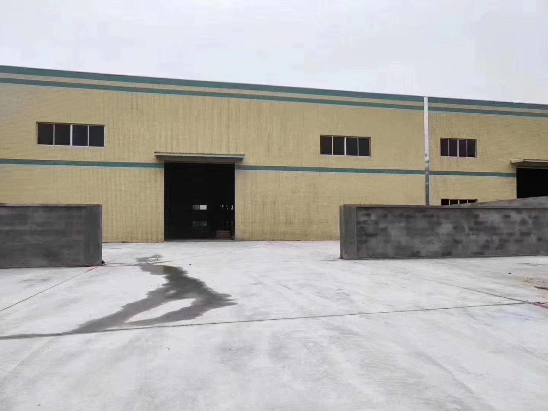 惠州市陈江镇原房东厂房出售,证件齐全,交通方便。