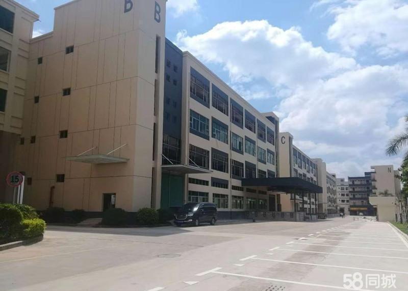 龙岗南联地铁站附近新出3栋厂房,厂房形象漂亮大小分租,
