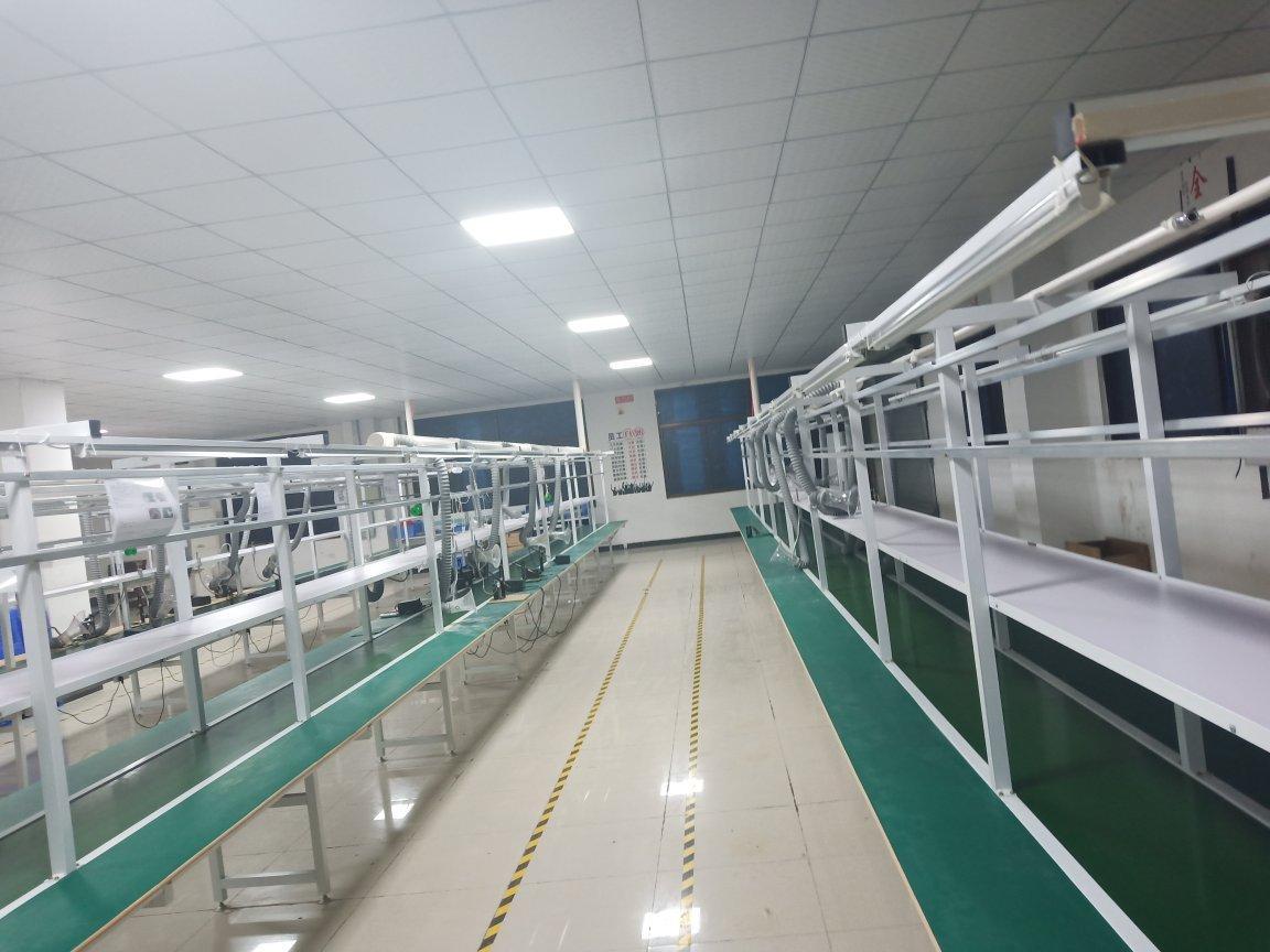 长安沿江高速出口附近3楼1200平方精装修厂房出租