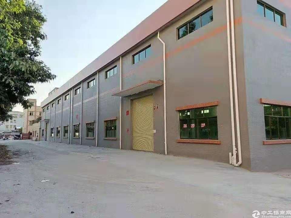 石湾科技园单层一楼工业园独院砖墙到顶1780方出租