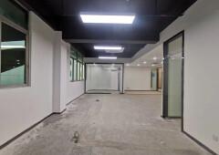 坂田中心区域高大上精装4加1写字楼240平
