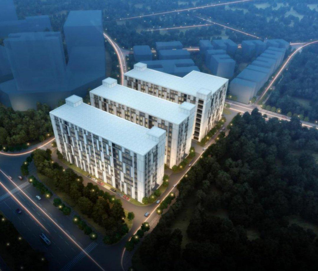 惠州市马安25000平米红本独门独院厂房出售。