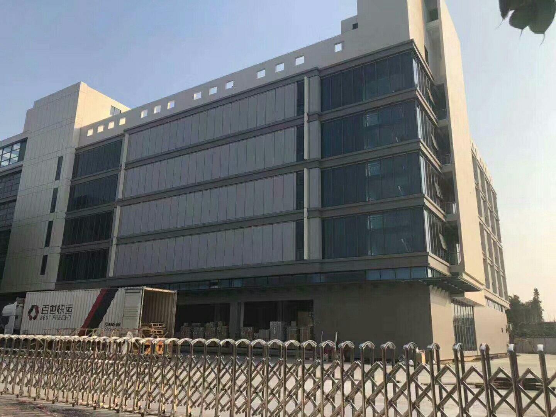 广州新塘近国道高速占地16亩国有双证超靓标准厂房诚心低价出售
