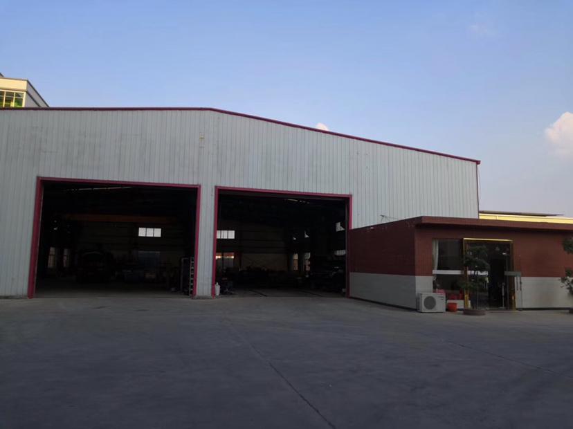 博罗龙溪原房东独院1050平独院钢构招租带现成办公室