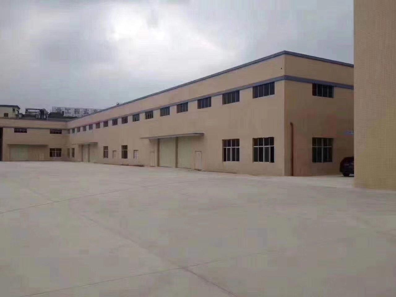博罗长宁镇占地7000平方建筑5500平方独院单层厂房出售