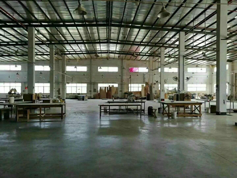 惠阳新圩镇高速口独院钢构仓库12000平方