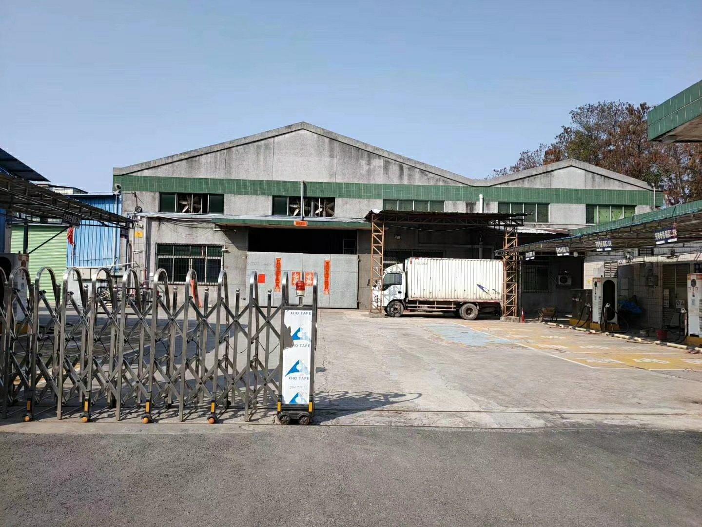 惠州市惠阳区新空出原房东单一层钢构厂房5630平方米出租