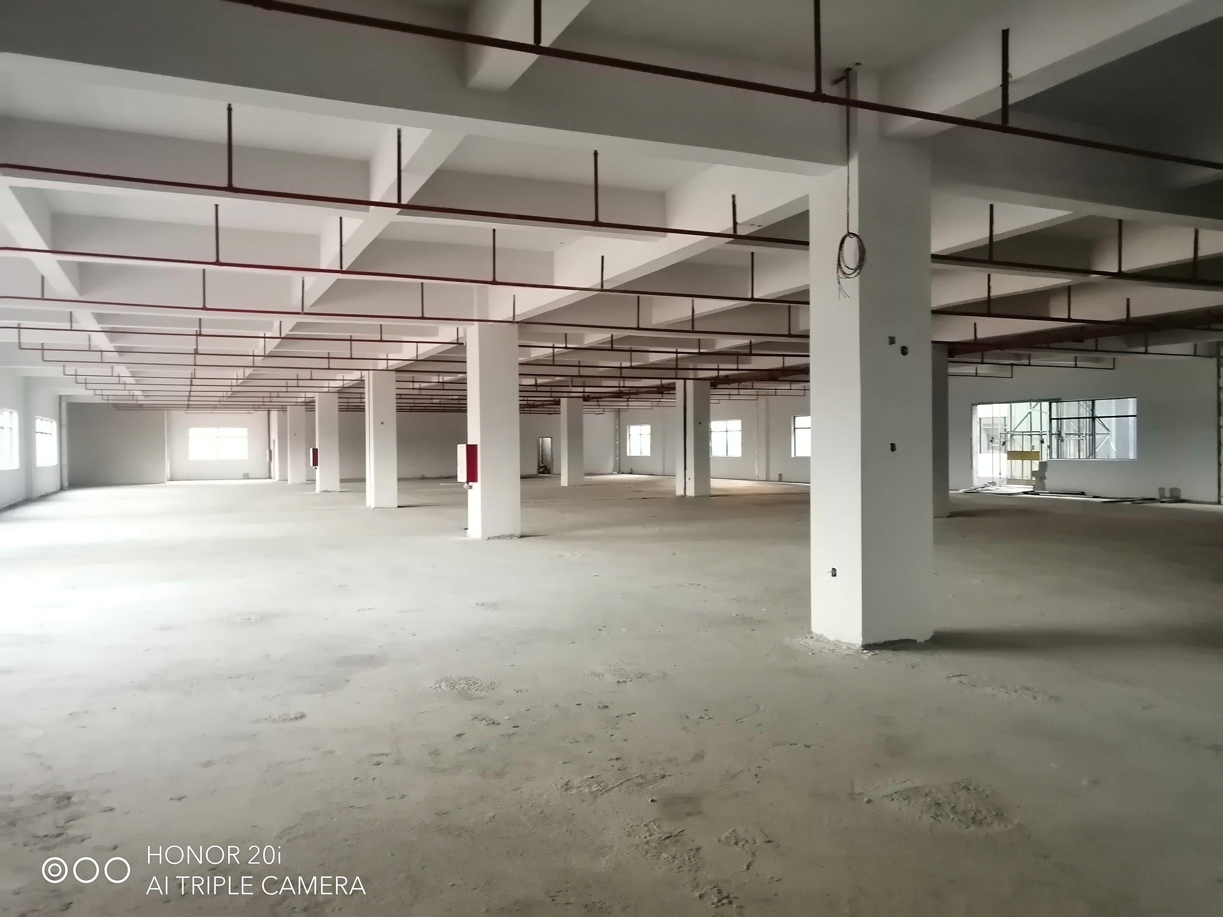 可签10年合同惠州镇隆60000m²国有厂房出租-图3
