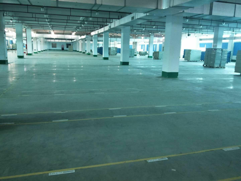 寮步标准厂房仓库5600平方出租,可分租,可办环评有卸货平台