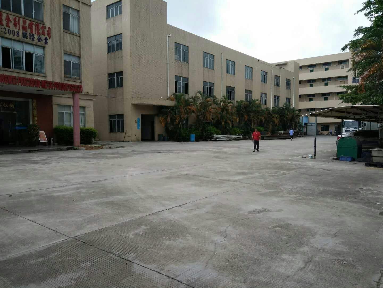 深圳石岩外环路旁,红本厂房招商4600平米售价6000万