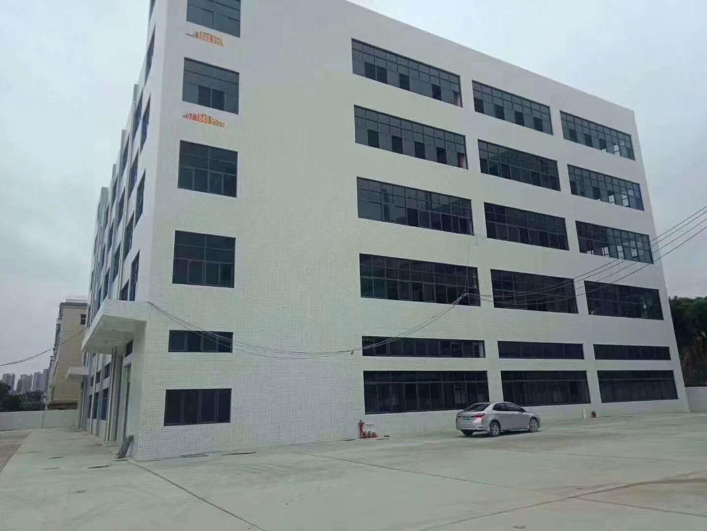 永湖原房东红本独院标准厂房8500平方可办环评可分租
