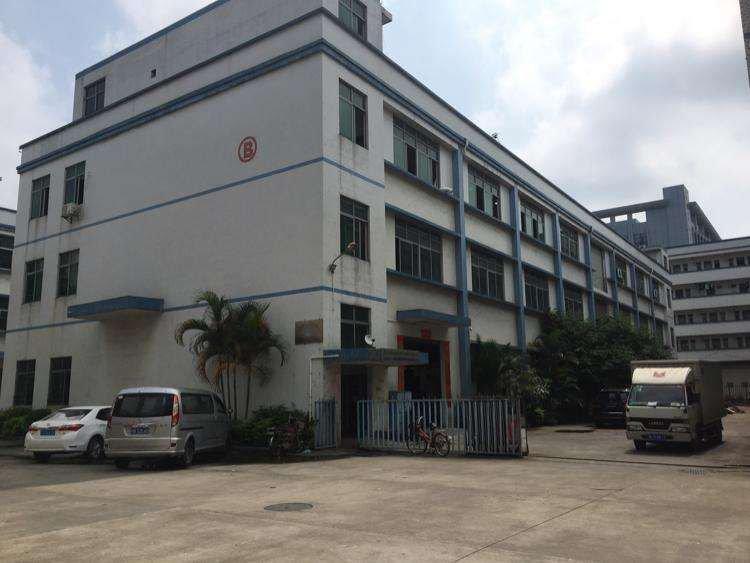 三层小型经典独院厂房。