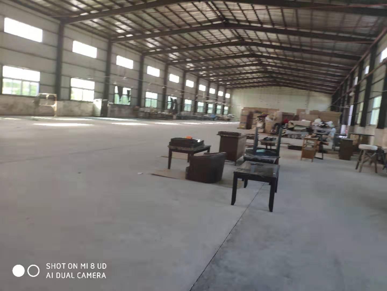 谢岗镇钢结构厂房出租。