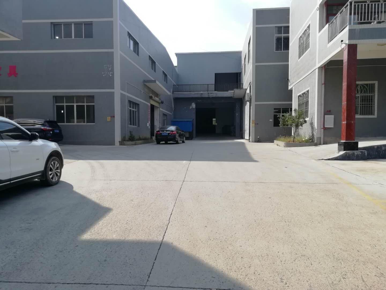 惠阳三和原房东红本工业园标准厂房一楼4175平方可办环评