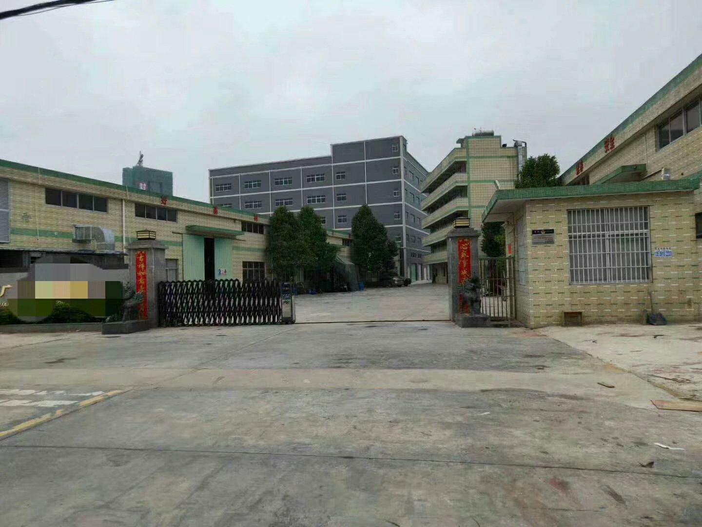 万江独院钢构厂房8500平方现成家私环评,喷油房,排污许可证