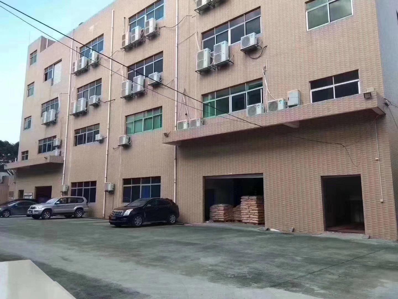 可协商清场的独院重工业厂房