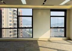 横岗标志性写字楼办公室950平带装修出租