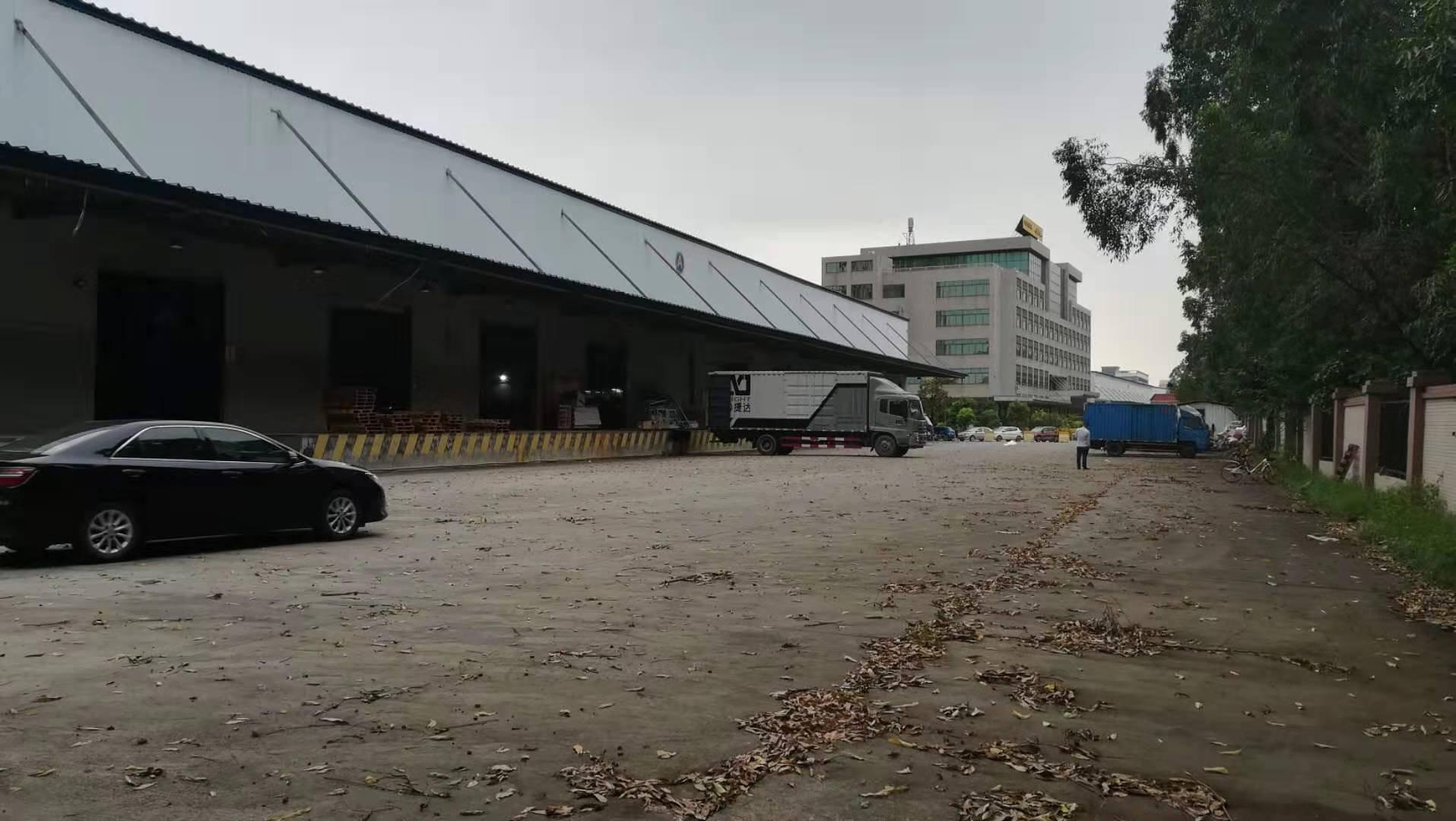 万江原房东滴水9米物流仓库厂房出租7000平方高速路口旁