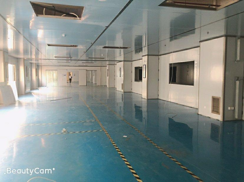 松岗上市公司原房东红本厂房3600平出租可办环评精装修办公室