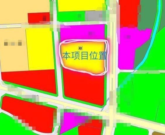 松岗镇国有红本占地32284.18㎡优质土地出售