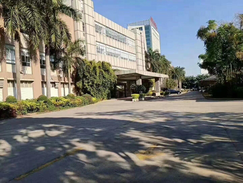 园洲最靓独院红本厂房31000平米业主诚意出售
