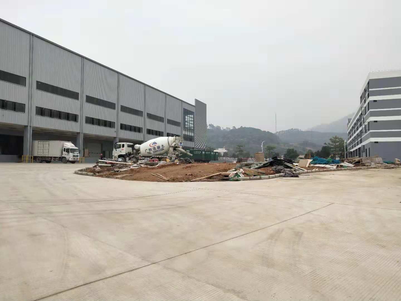 标准物流仓库分拔中心40000平米场地招租可分租