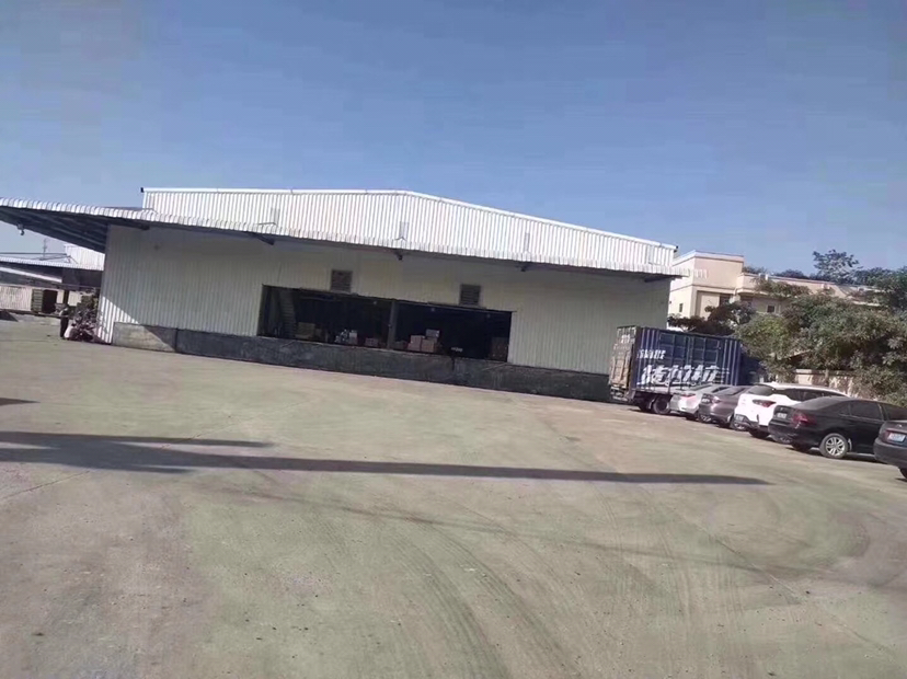出高台物流仓55000方沙田滴水8米空地70000方消防设施