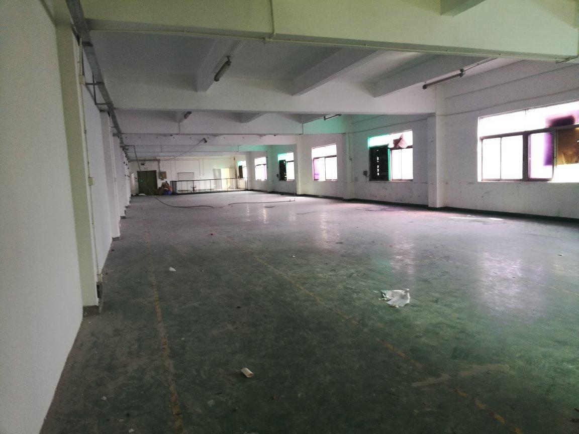 龙岗同乐厂房1100平方,办公仓库800平方出租