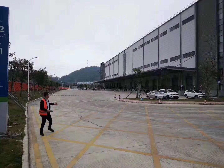 桥东新出双面物流仓1.5万平米物流园招租证件齐全,国道附近。