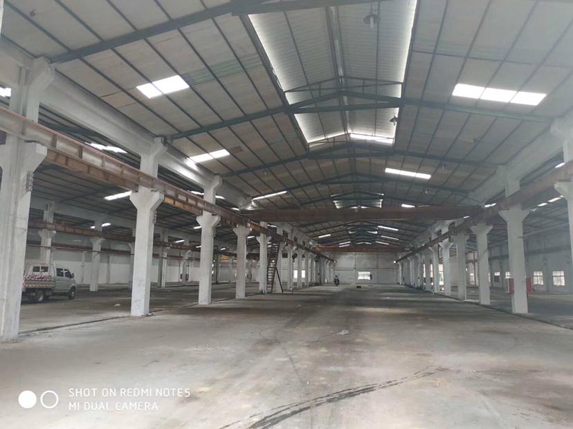 惠阳原房东独院钢构4000平招租带2部10吨航车证件齐全