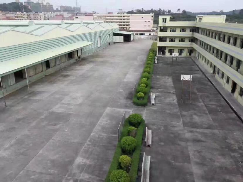 中山横栏超大空间精装修超便宜红本厂房出售
