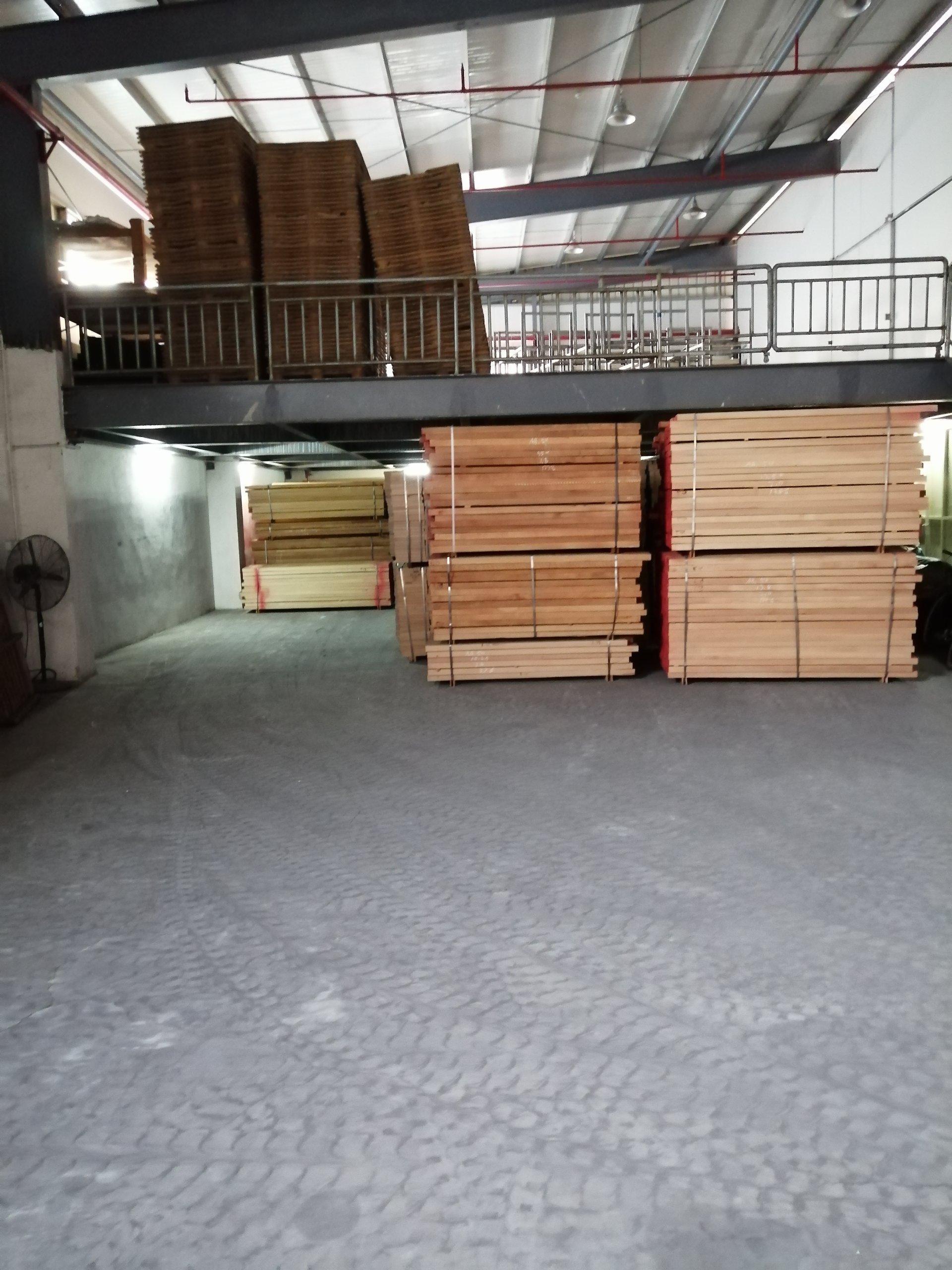 厚街原房东800平方单一层钢构厂房仓库出租有卸货平台消防喷淋