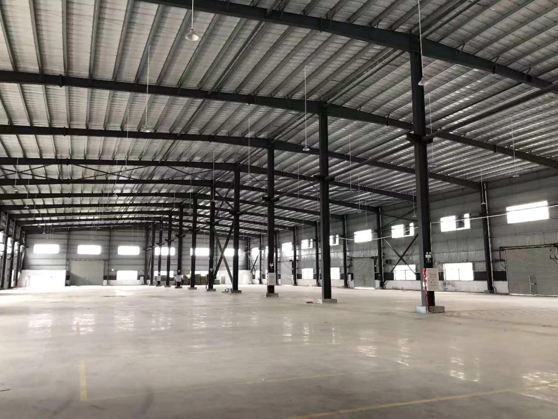 肇庆市产业园21000平方超靓单一层厂房出租,可办环评-图5