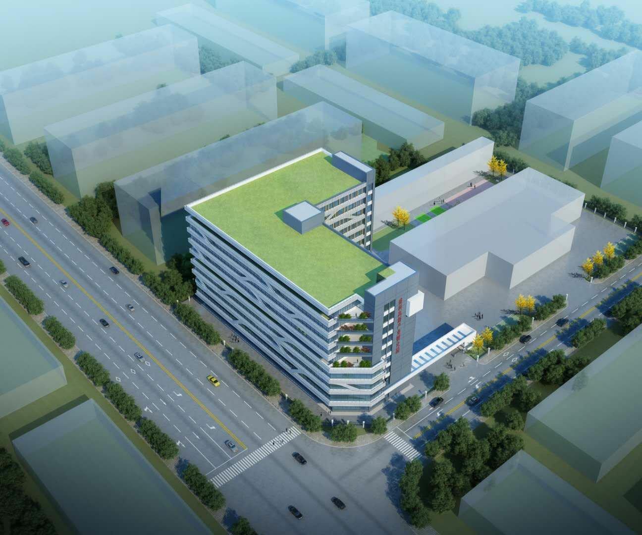寮步西溪新建全新标准工业厂房九层50000平方可办环评