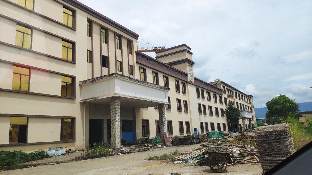 惠州博罗原房东红本独院钢构厂房49000平方