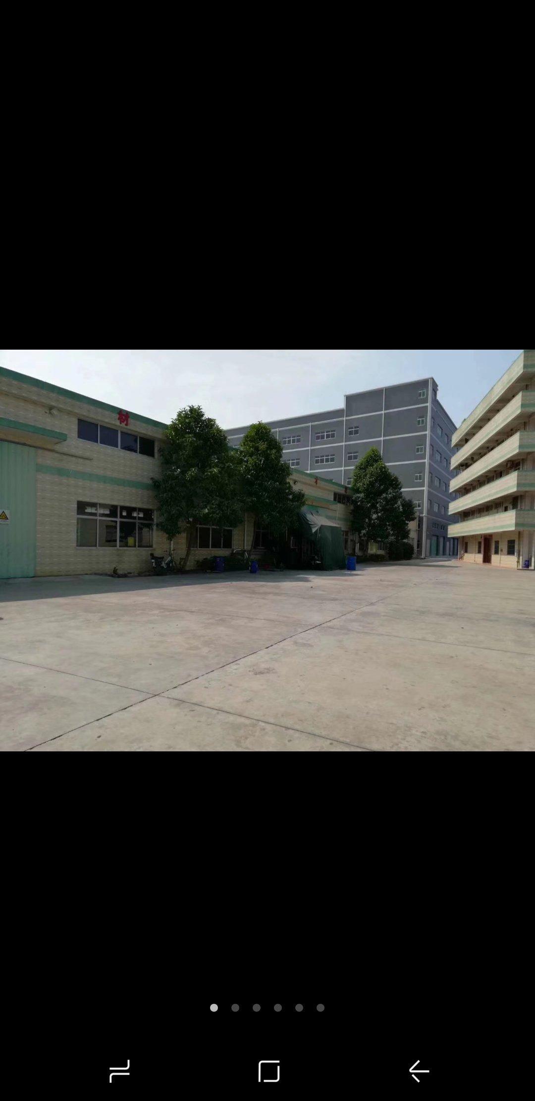 惠州市成熟工业区大路边厂房出租